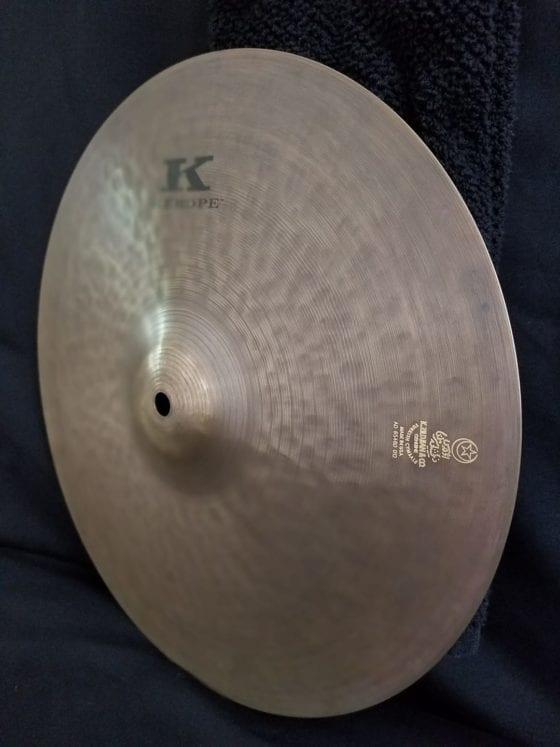 Zildjian Kkerope Crash Cymbal