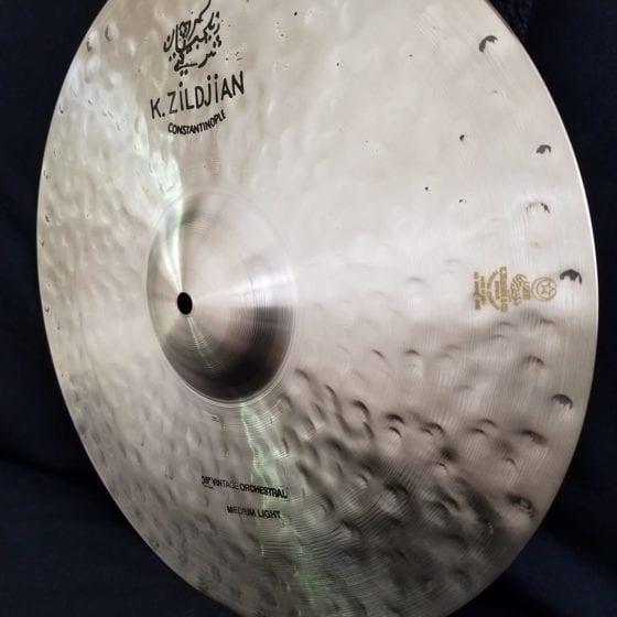 Zildjian VOML Cymbal